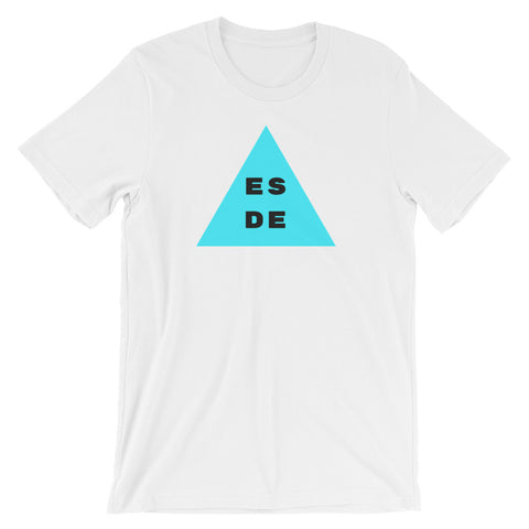 Es De Short-Sleeve Unisex T-Shirt