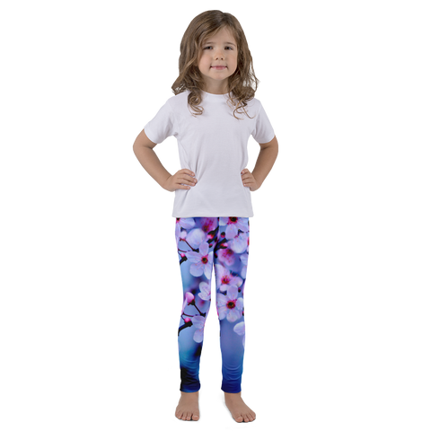 Awesome Blossom Kid's leggings