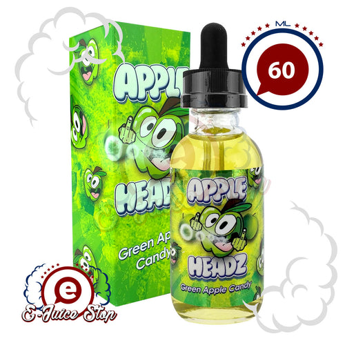 Green Apple Candy by Apple Headz