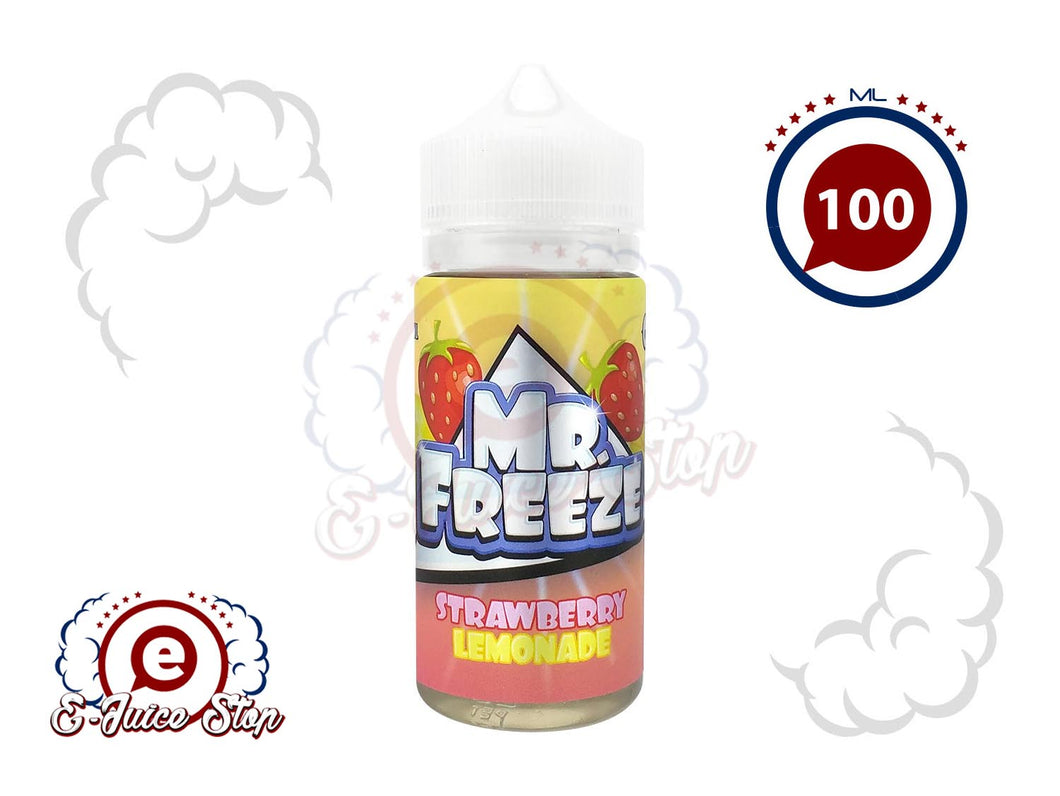 Strawberry Lemonade by Mr. Freeze