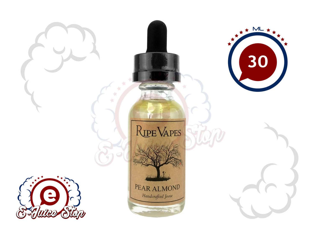Pear Almond by Ripe Vapes