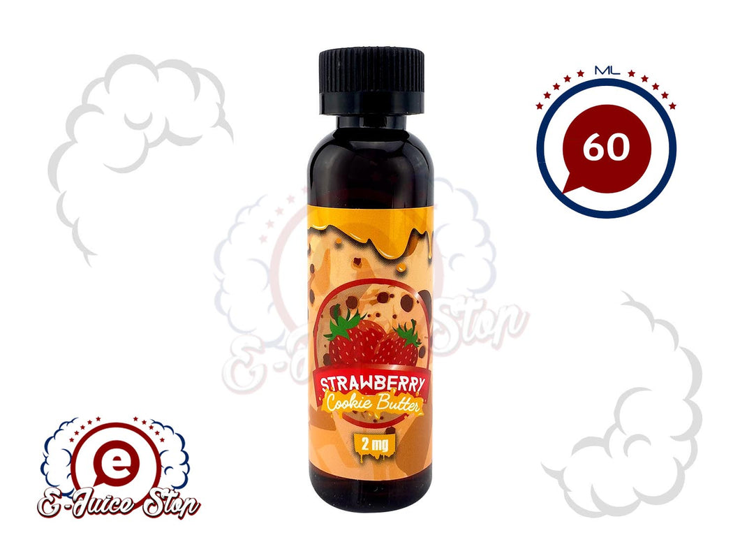 Strawberry Cookie Butter by Vaper Treats
