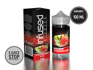 Strawberry Kiwi By Infused E-Juice