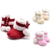 Baby Girls Snow Warm Boots