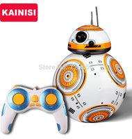 Star Wars remote control BB8 robot intelligent with sound RC Ball
