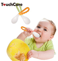 Infant Baby spoon solid feeding pacifier