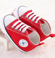 6 colors new baby soft sole shoes