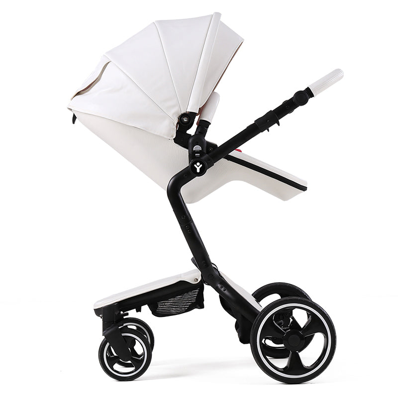 Luxury Baby Stroller High View