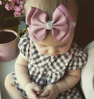 22 colors new Baby hair bow flower