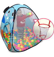 Foldable Children Kids Baby Ocean Ball Pit Pool Tent