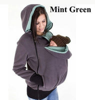Three-in-one Multi-functional Mother Kangaroo Sweater