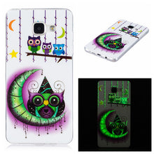 TIKITAKA Ultra Thin Luminous Soft Silicone Glow in the Dark Phone Case