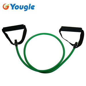 YOUGLE Latex Tubing Expanders Strength Resistance Bands