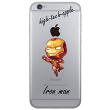 Avengers Skin Soft TPU Cases for IPhone