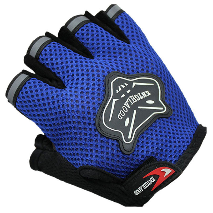 Weight Lifting Half Finger Gloves