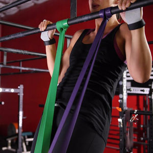 Resistance Bands 8 Size Natural Latex