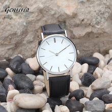 GENIVIA Stainless Steel Classic Watch
