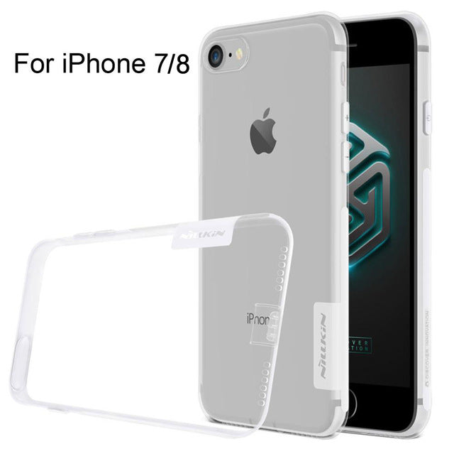 Nillkin Nature Series Clear TPU Cover Case