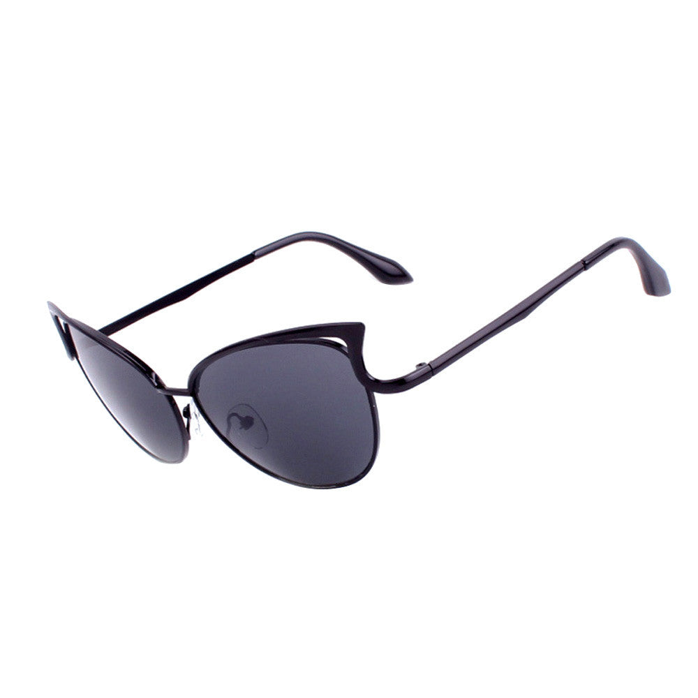 Metal Spectacle Frame Sunglasses