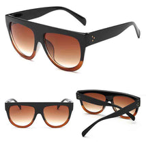 Square Vintage Mirrored Sunglasses