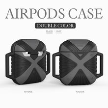 Soft Silicone Shock Proof Case For Apple AirPods Earphones