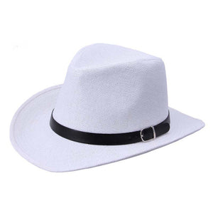 Men Caps Summer Cowboy Sunhat