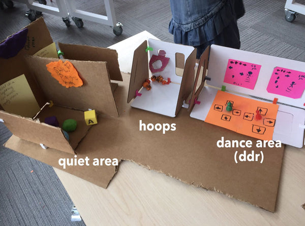 project based learning with 3duxdesign at NYC public school