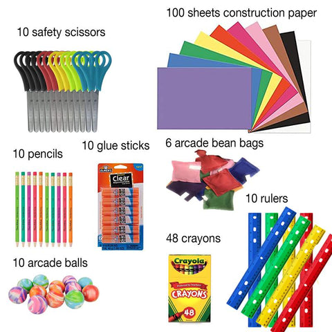 After School Supply Set