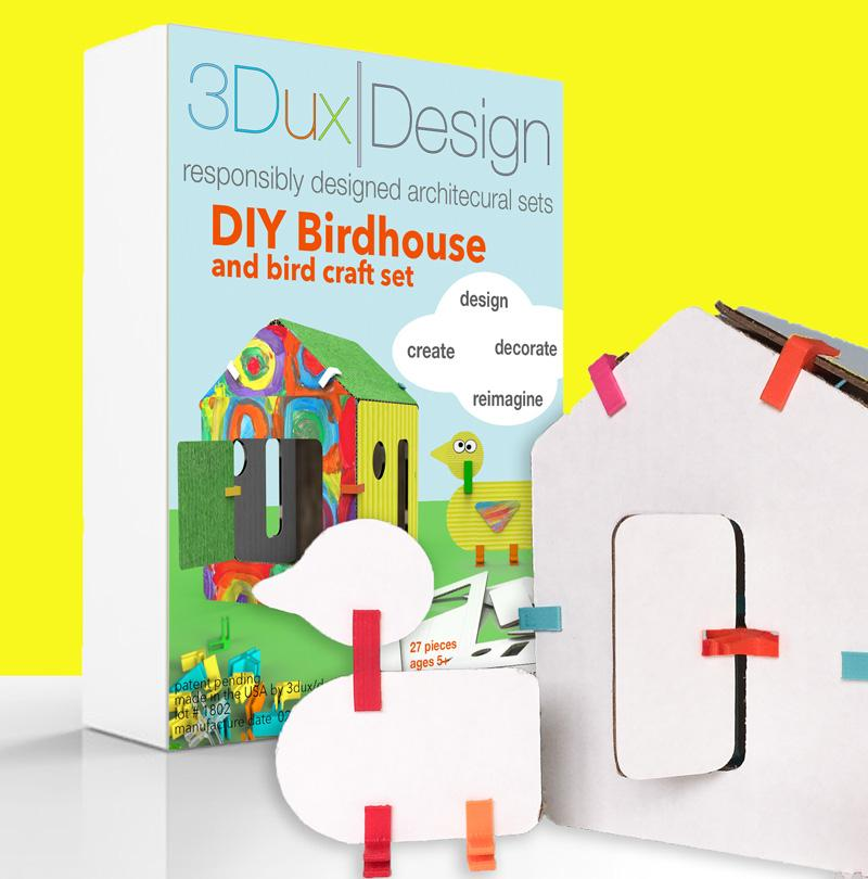 Birdhouse 10 set • Party Packs