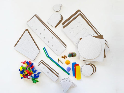 Burr Back to school STEM Night Supply Kit