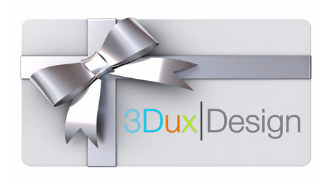 3DuxDesign Gift Card