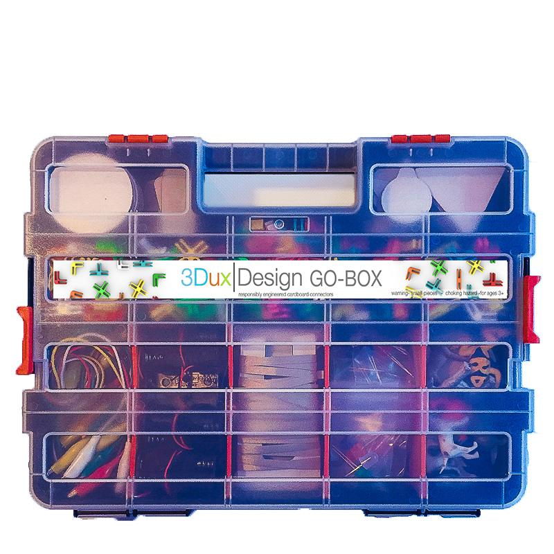 architectural kit for classroom k-12 with LED lighting