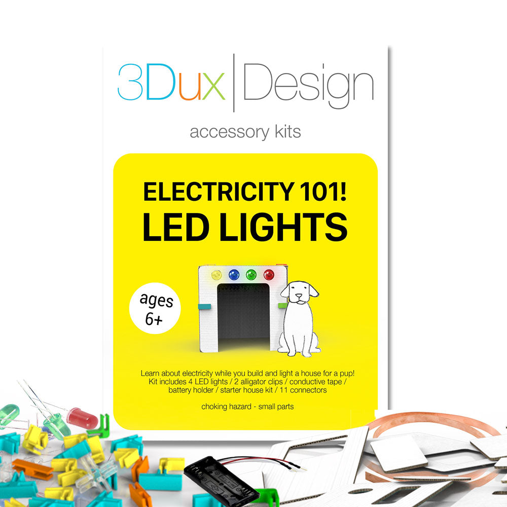 Electricity 101 - LED lighting