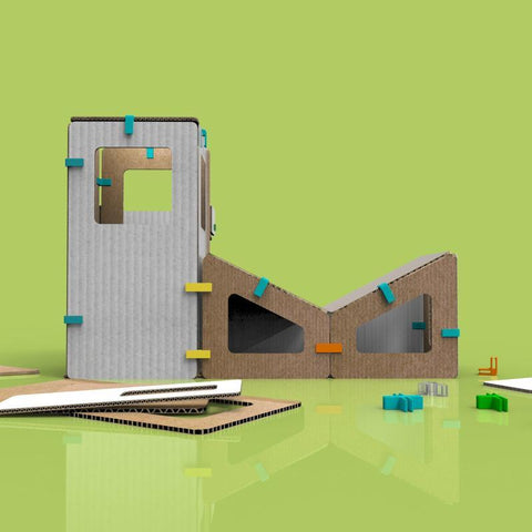 The Modern Museum • Architecture Set