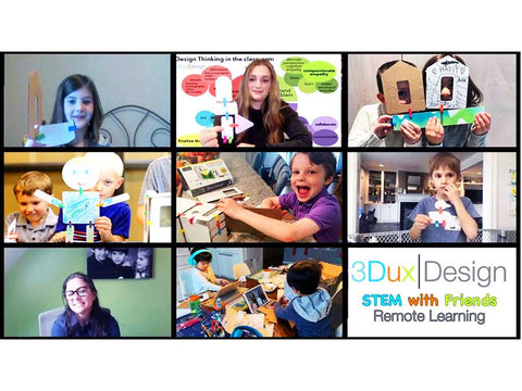 STEM with Friends Supply Kit