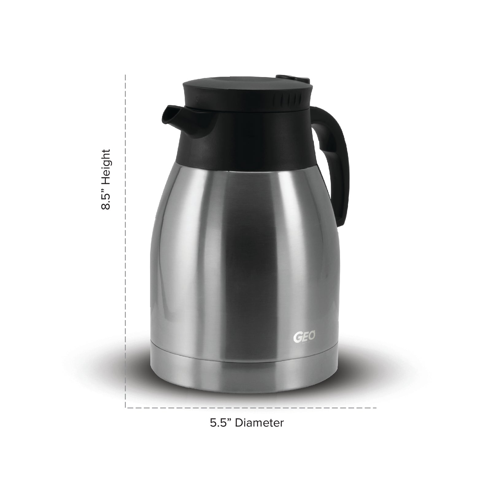 1.5 Liter Coffee Pitcher w/ 90 mm Screw Cap