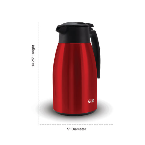 1.5 Liter Coffee Pitcher w/ 90mm Screw Cap