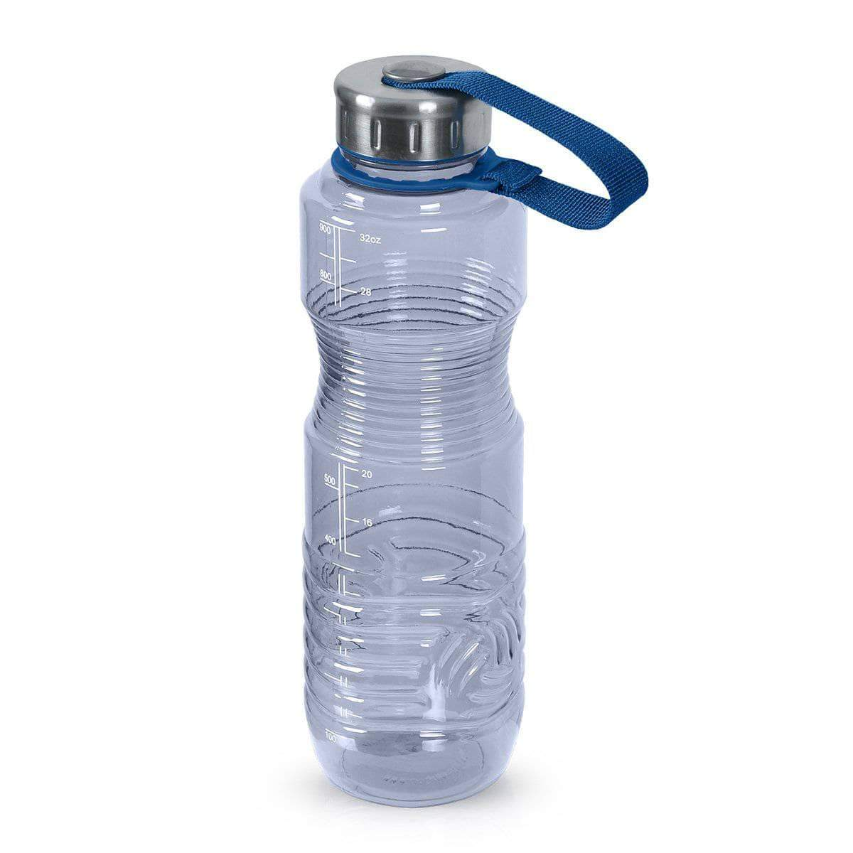 Geo Bottles Bottles 32oz Sports Bottle BPA Free w/ 48mm Steel Cap