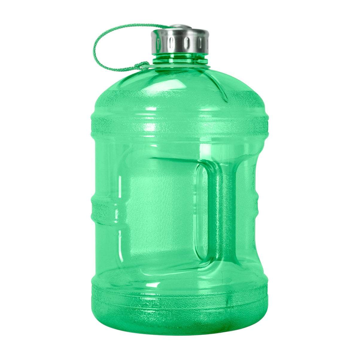 GEO Bottles Green 1 Gallon BPA FREE Bottle w/ Stainless Steel Cap