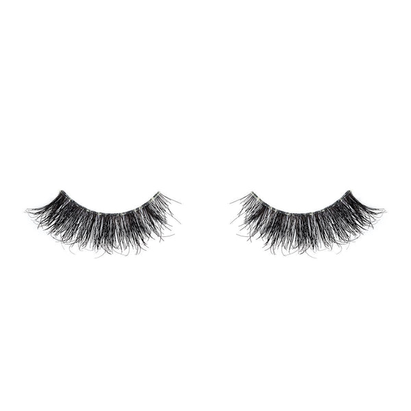 DEL02 Double Stacked Eyelash, Mayhem - truefictioncosmetics.com