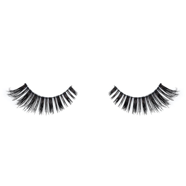 DEL06 Double Stacked Eyelash, Greedy Girl - truefictioncosmetics.com