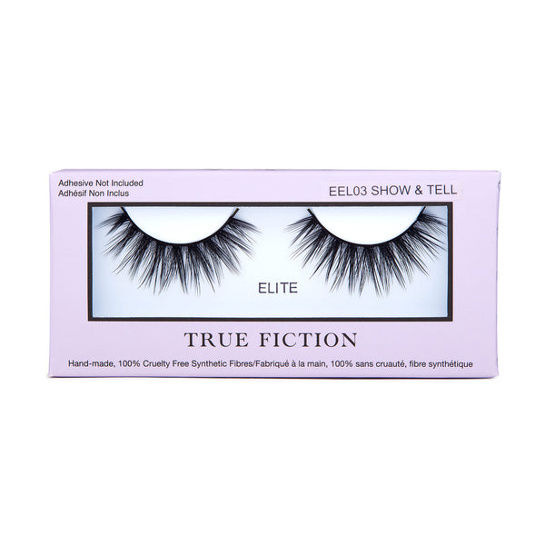 EEL03 ELITE LASHES SHOW & TELL