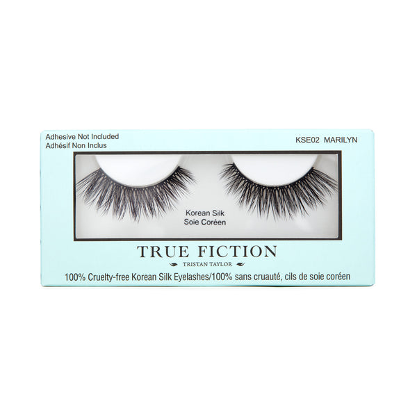 KSE02 KOREAN SILK EYELASHES - MARILYN