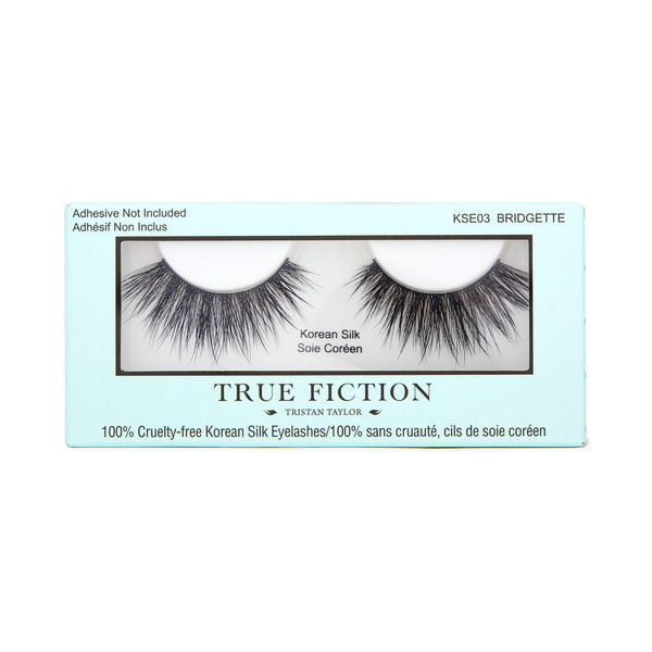 KSE03 KOREAN SILK EYELASHES - BRIDGETTE