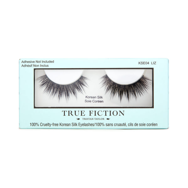 KSE04 KOREAN SILK EYELASHES - LIZ