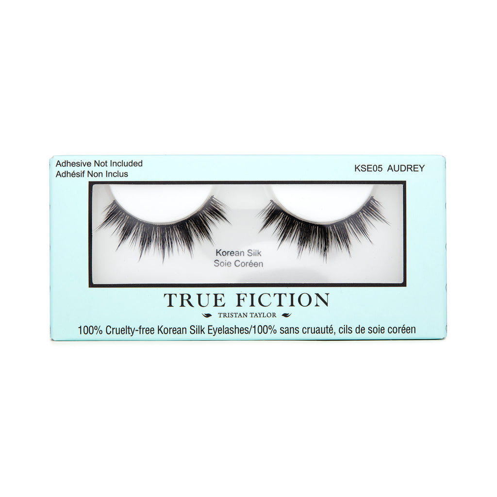 67d64526fed KSE05 KOREAN SILK EYELASHES - AUDREY | www.truefictioncosmetics.ca