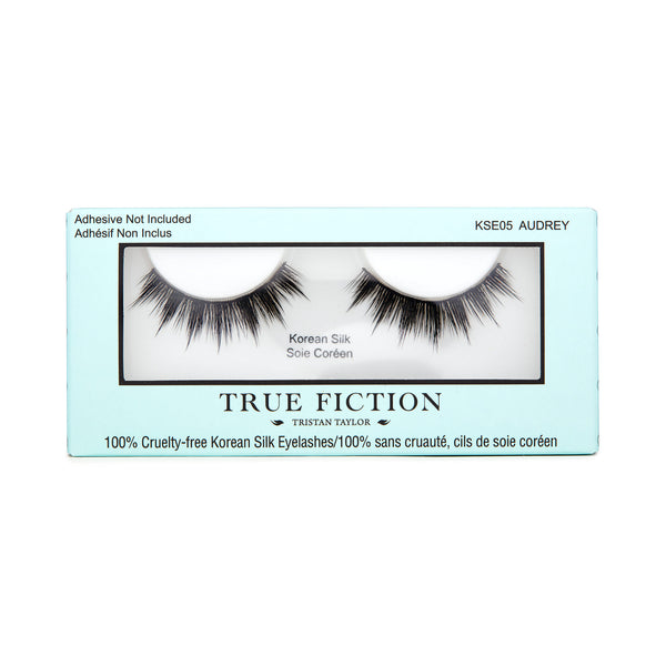 KSE05 KOREAN SILK EYELASHES - AUDREY