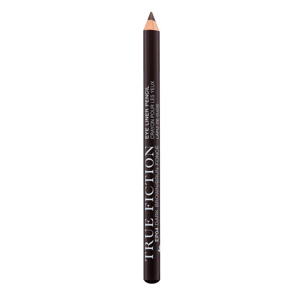 Eye Liner Pencil, Dark Brown EP04 - truefictioncosmetics.com
