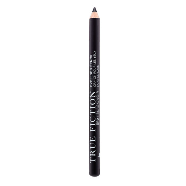 Eye Liner Pencil, Black EP01 - truefictioncosmetics.com