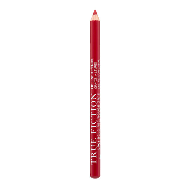 Lip Liner Pencil, Bold Red LP01 - truefictioncosmetics.com